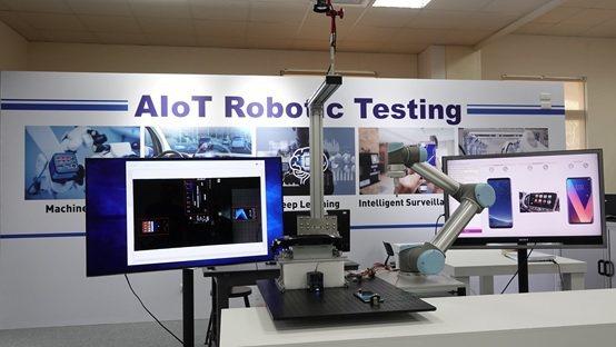 百佳泰實驗室的測試設備。 百佳泰/提供
