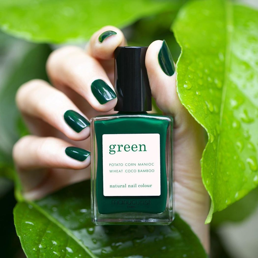 Green Collection綠植感系列指甲油系列31062 Emerald....