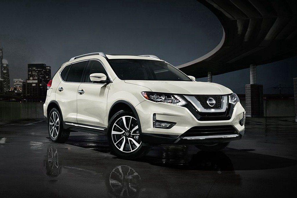 現行款Nissan X-Trail/Rogue依舊是全球熱賣的休旅車之一,今年也...