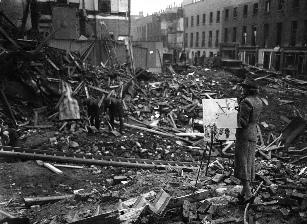 英國伯明罕大學歷史學者強納森.博夫(Jonathan Boff)也強調,大轟炸事...