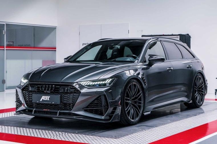 想買一輛730匹馬力的Audi旅行車?ABT能幫你實現