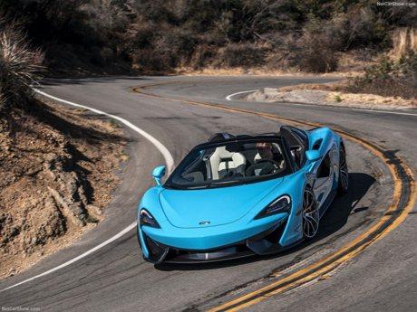 全新McLaren插電式油電超跑 將配置小排量V6引擎?