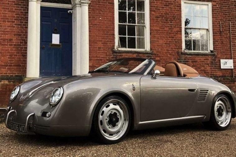 影/Porsche Boxster變身356 Speedster經典跑車!240萬你會砸下去嗎?