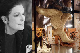 愛馬仕的櫥窗魔法大師 Leïla Menchari感染新冠肺炎過世 享耆壽92歲