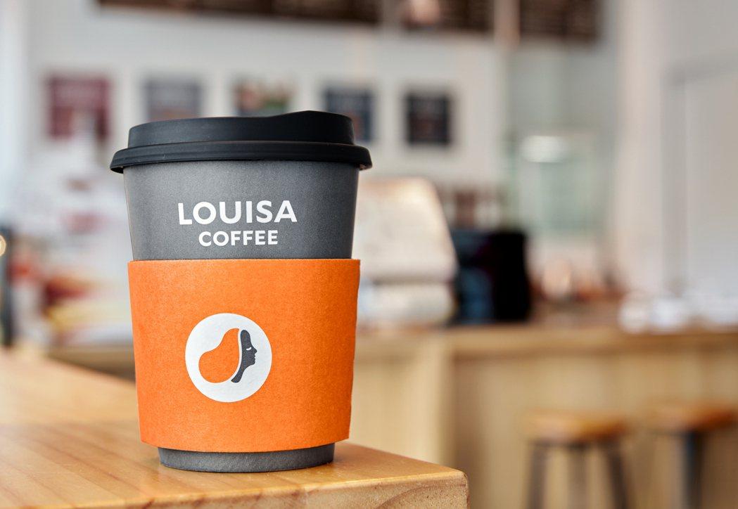 路易莎咖啡自即日起至4月21日期間,推出限定門市全飲品外帶88折。 圖/路易莎提...