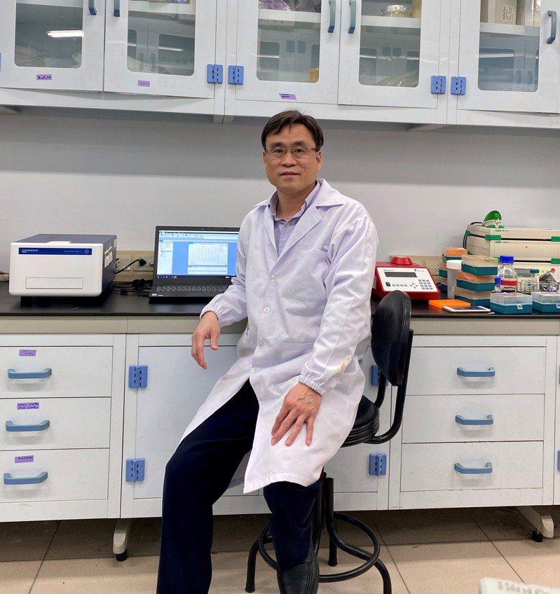 中央研究院生物化學研究所研究員梁博煌。圖/中央研究院提供