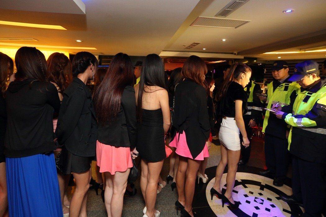 台北市傳出有酒店公關確診新冠肺炎。非當事酒店。本報資料照片