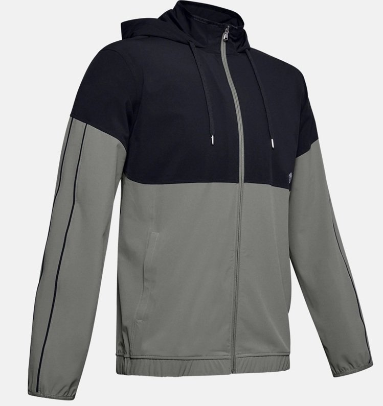 UNDER ARMOUR Recover系列男裝外套3,880元。圖/UNDER...