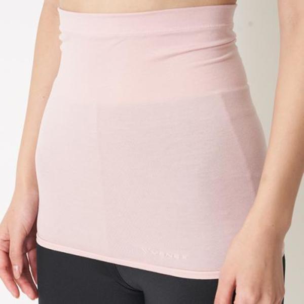 VENEX天絲美體腰圍,能發出特殊遠紅外線波長幫助放鬆、改善腰部僵硬疲勞。圖/德...