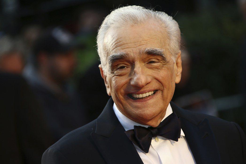 好萊塢知名導演馬丁‧史柯西斯(Martin Scorsese)。  美聯社