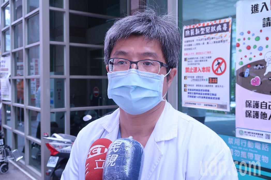 高雄榮總急診部主任黃豐締表示,傷患受到非常大的驚嚇,對意外發生狀況無法清楚表達。...