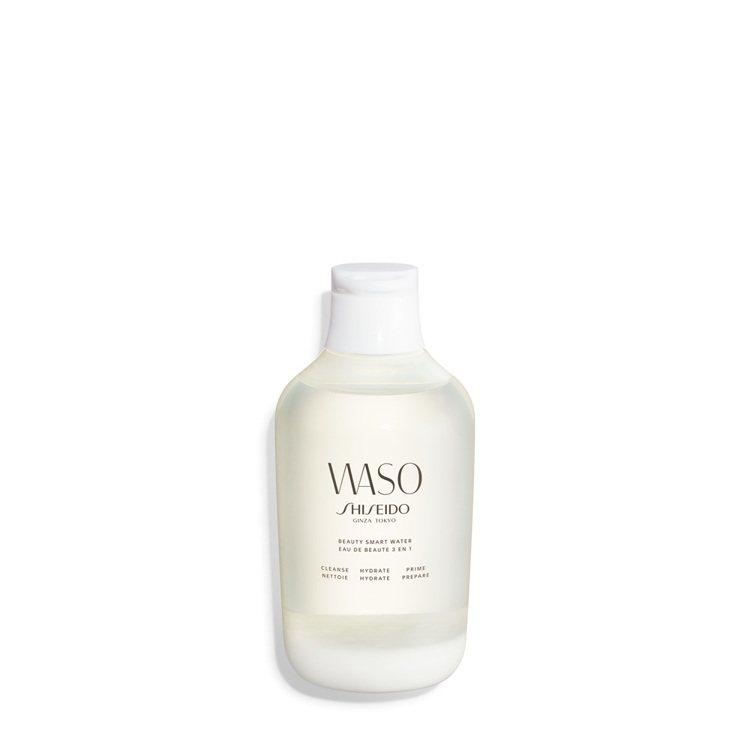資生堂國際櫃WASO酒粕皮脂調理潔膚水/250ml/980元。圖/資生堂提供