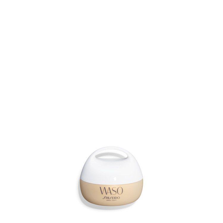 資生堂國際櫃WASO納豆萃取保濕霜/50ml/1,400元。圖/資生堂提供