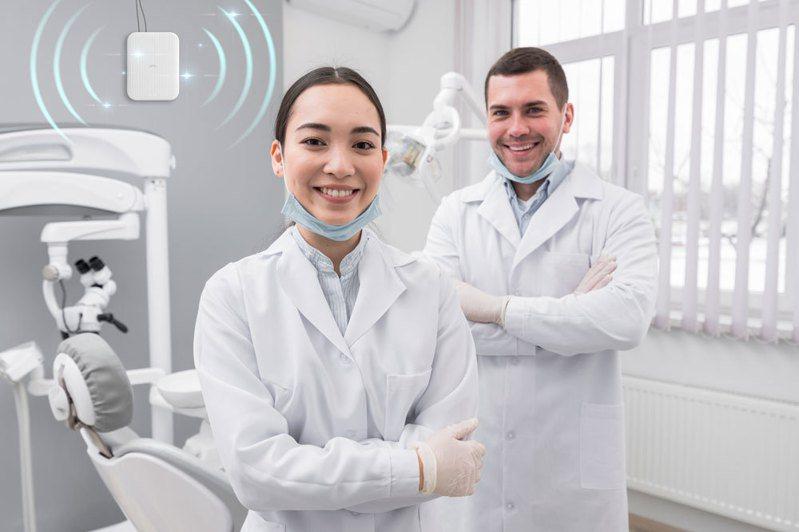 仁寶5G應用醫療產品。仁寶/提供