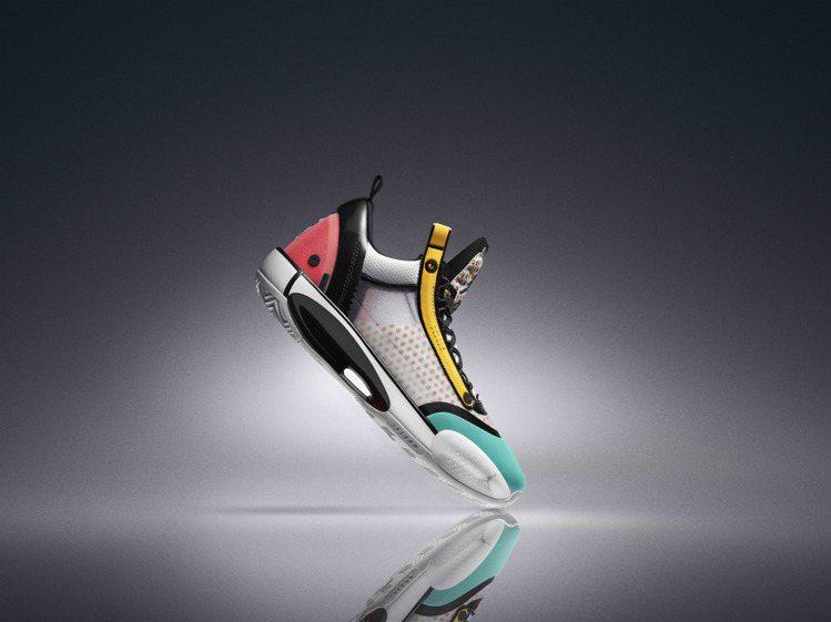 靈感來自漫畫英雄的Air Jordan XXXIV Low Guo PF鞋,就將...