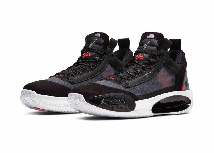 Air Jordan XXXIV Low Heritage鞋,設計靈感源自於芝加...