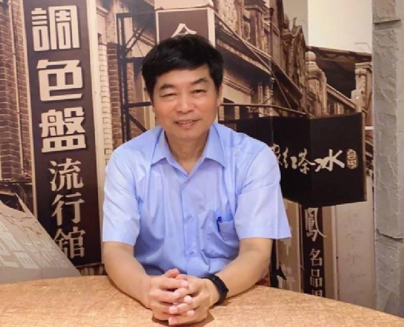 高雄市獅湖國小校長楊光明不幸過世,教育界痛失一位優秀的教育園丁。記者徐如宜/翻攝