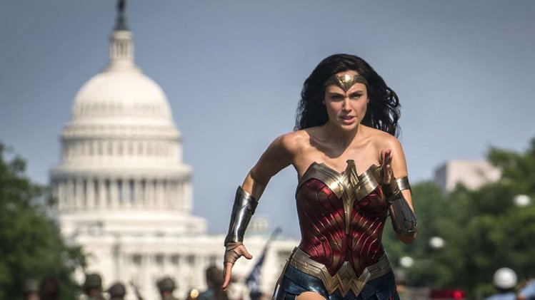 「神力女超人1984 」是今年票房受到期待的好萊塢大片。圖/摘自imdb