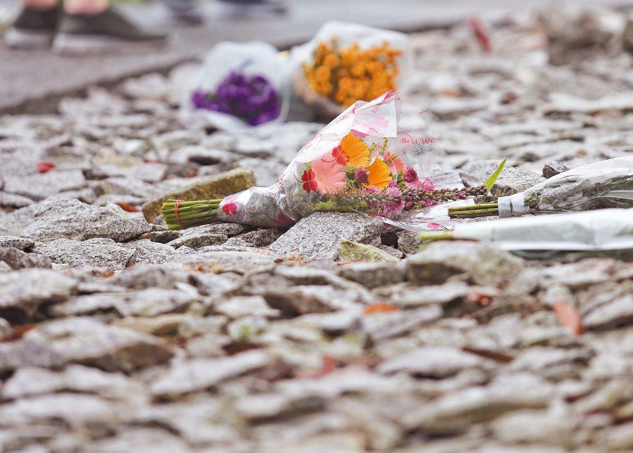化作春泥更護花,在大自然長眠是許多網友嚮往的安葬方式。 圖╱ 鄭清元