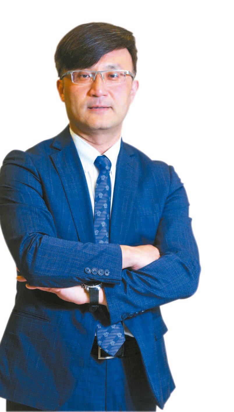 第一金投顧董事長陳奕光。 圖/第一金投顧提供
