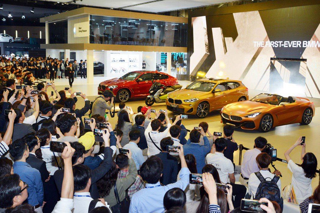 在二月成為中國境外新冠肺炎疫情最嚴重的韓國,讓不少車商開始思考是否仍要參加當時尚...