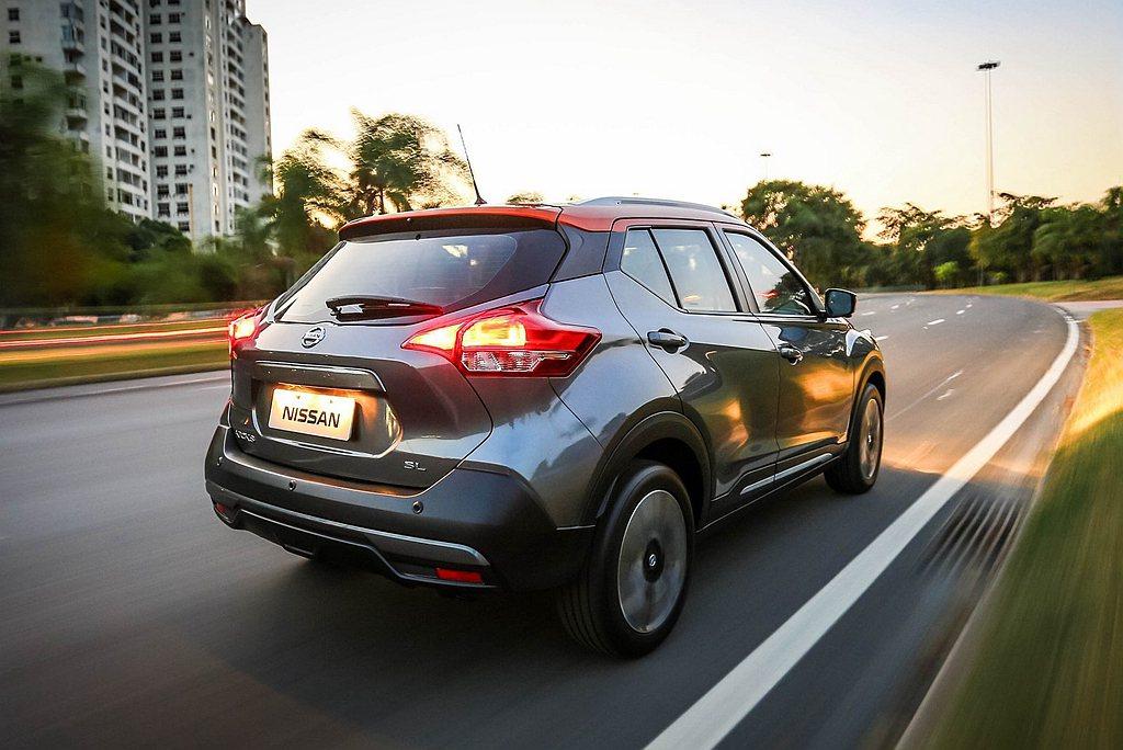 小改款Nissan Kicks除日本、泰國將會導入e-POWER增程系統外,其餘...