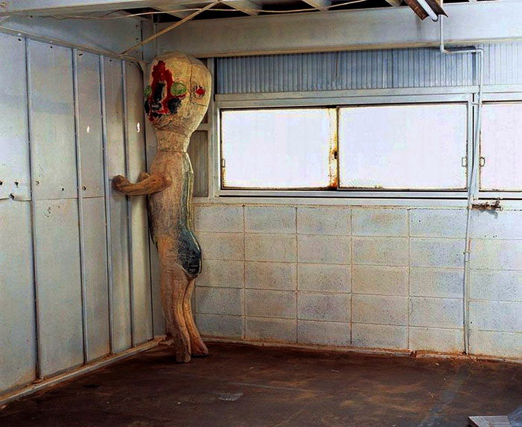 SCP-173 圖:SCP Wiki