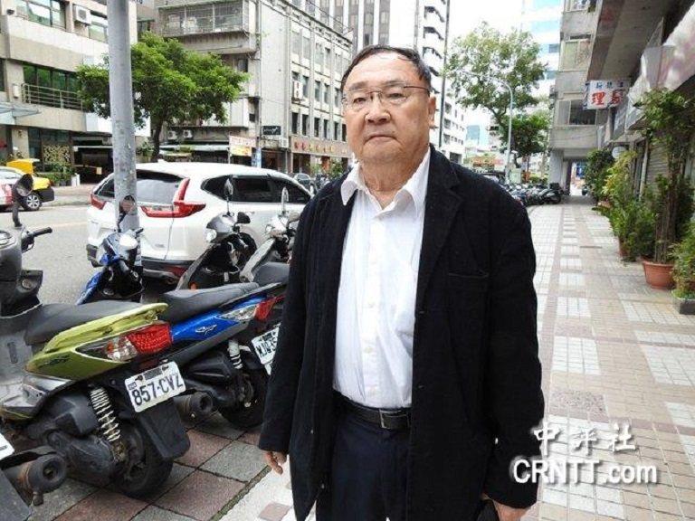 中國文化大學政治學系講座教授陳一新。圖/香港中評社