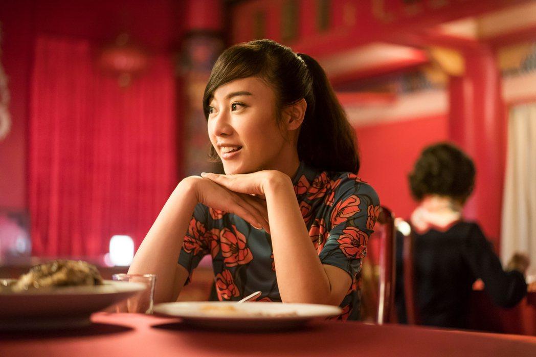 方宥心從小便是童星,又曾是星光大道冠軍,但她坦言現在更愛演戲。圖/Netflix