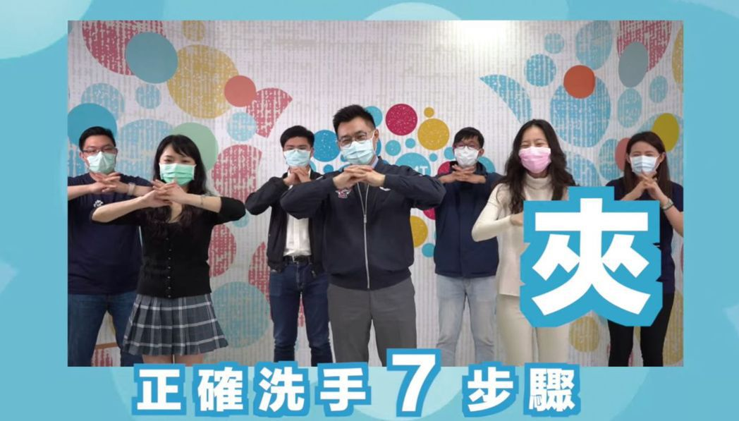 民黨主席江啟臣認為,防疫措施不僅要「做到」、還要「做好」。 記者陳秋雲╱攝影