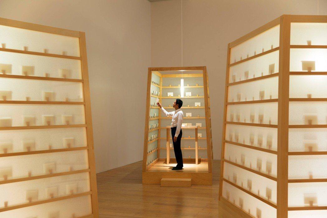 《給自我的一封信》計畫延伸自1998年於東京森美術館展出的裝置《The Lett...