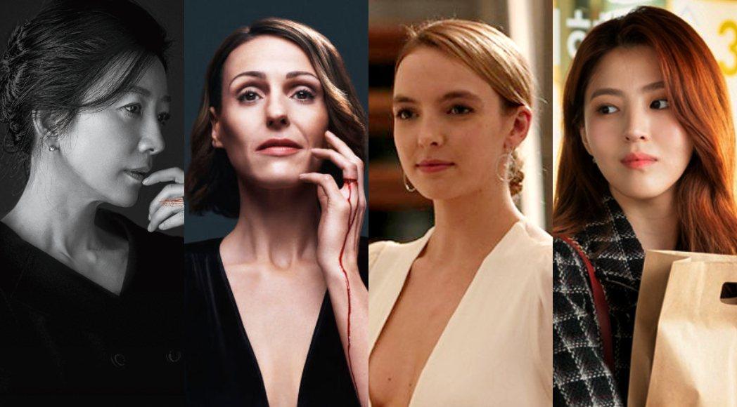 《夫妻的世界》、《佛斯特醫生》角色異同比較。圖/擷自BBC、JTBC劇集官網