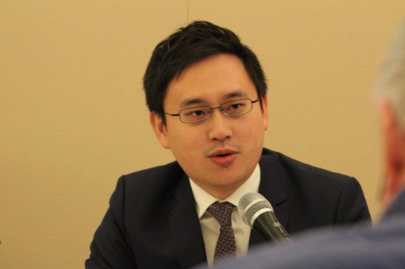駐美代表處政治組組長趙怡翔用Zoom在和美國哈德遜研究所進行視訊會議,引發質疑。圖/本報資料照片