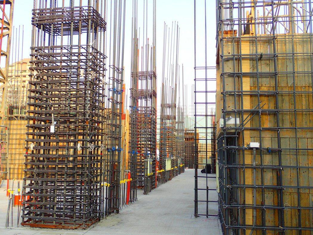 ▌以完備的前置規劃作業,以及加工廠配件化加工成型,替代工地現場施工困難的綁紮作業...