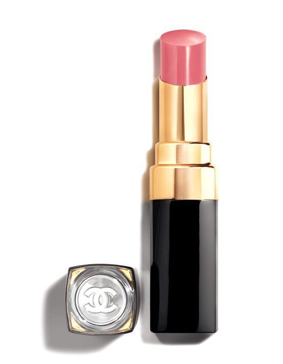 COCO晶亮水唇膏#138感受:糖果粉 3g,1,280元。圖/香奈兒提供