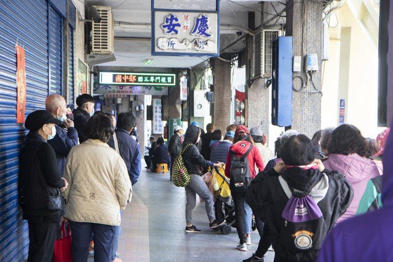藥局周日起不賣口罩。本報資料照/記者王敏旭攝影