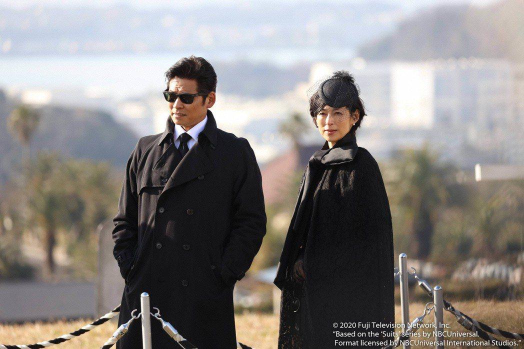 織田裕二、鈴木保奈美是劇迷心中經典組合。圖/friDay影音提供