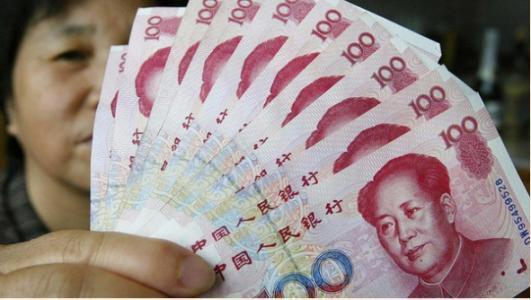 交通銀行台北分行預估,人民幣有望朝7元兌1美元的升值關卡測試。(本報系資料庫)