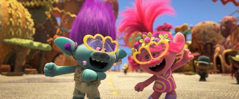 熱情活潑的音樂動畫片「魔髮精靈唱遊世界」拿下北美票房冠軍,但消息指出由於疫情影響...