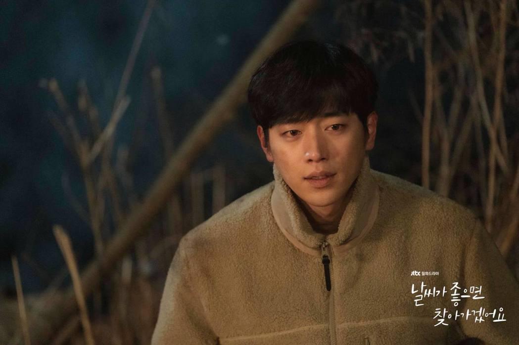 《天氣好的話,我會去找你》劇照。圖/擷自JTBC Drama臉書