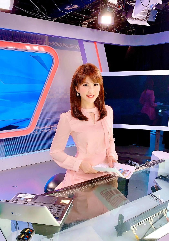 陳海茵宣告離開主播台。 圖/擷自陳海茵臉書