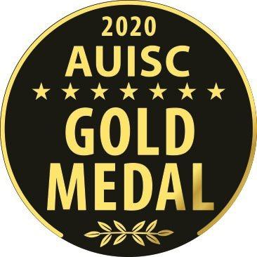 2020年AUISC澳洲國際烈酒競賽金牌(Gold)。業者/提供