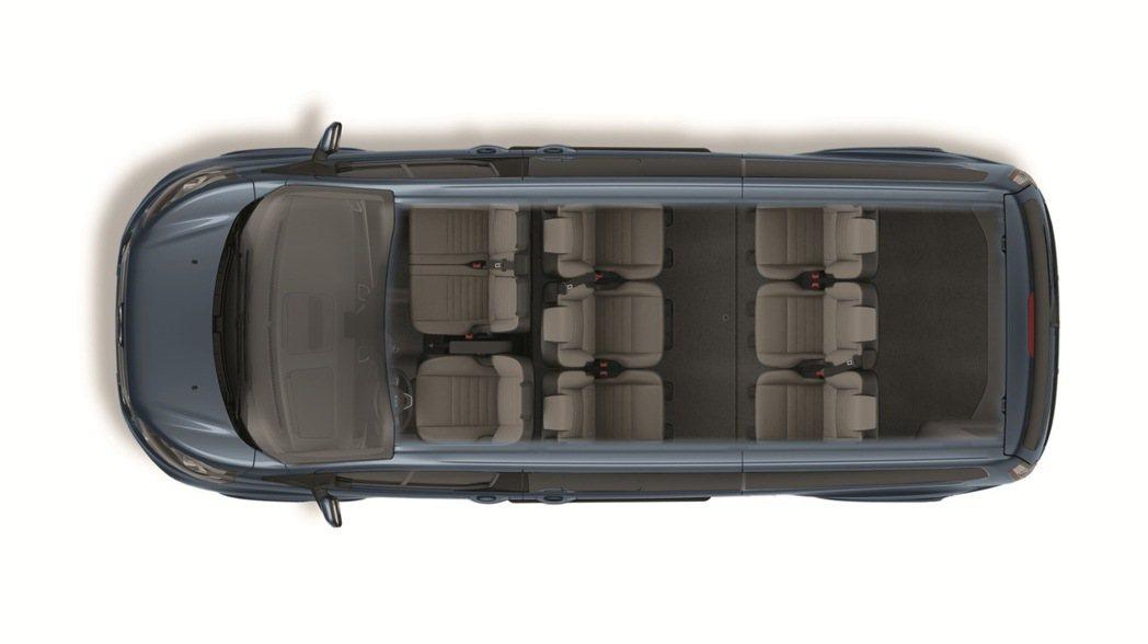 New Ford Tourneo Custom福特旅行家推出全新九人座尊爵長軸型...