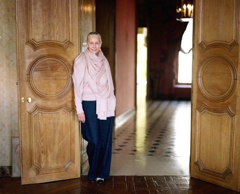 Linda Wright曾接受媒體訪問時,就透露天氣偏涼時,內搭都會選用發熱衣,...