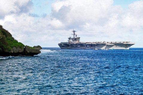 美軍太平洋戰力告急:「羅斯福號」航母第1起水兵病死,累積585確診