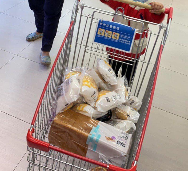 媽媽狂掃6元早餐神物,釣出不少愛好者回應。圖擷自facebook