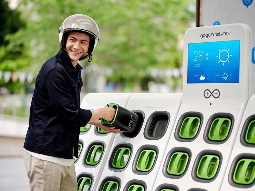 Gogoro Network除會定期清潔消毒GoStation®電池交換站外,同...