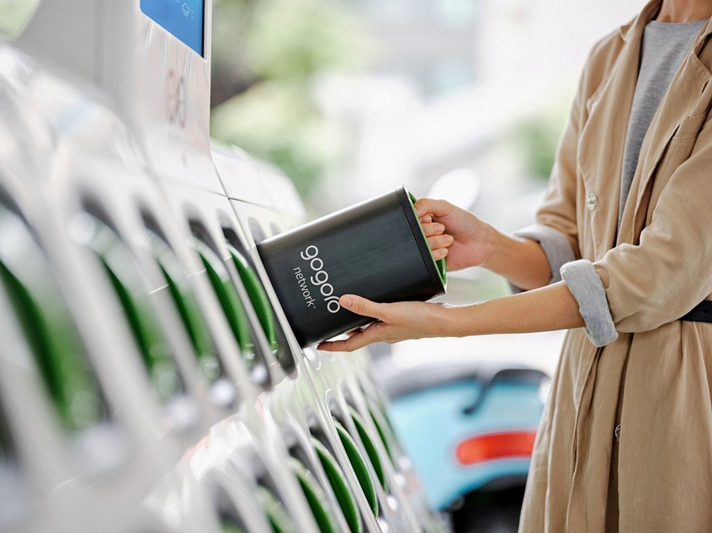 自4月14日起至5月12日止,只要完成GoStation電池交換站消毒清潔流程,...