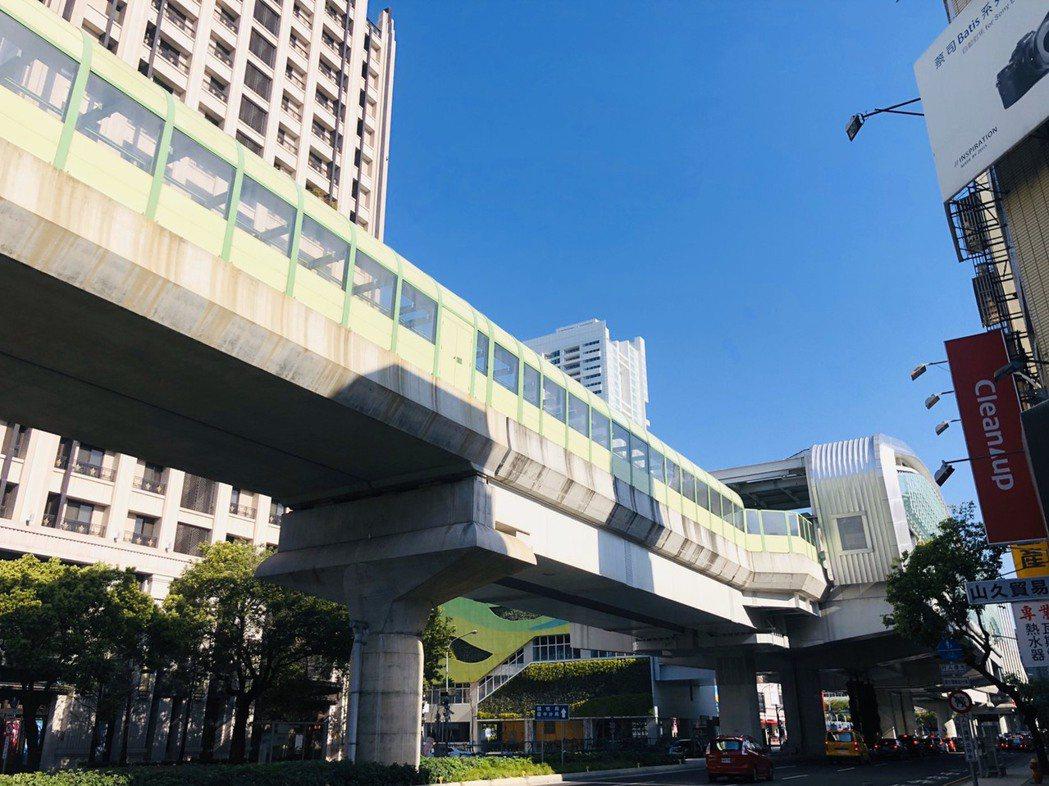 台中綠線 圖/591新建案提供