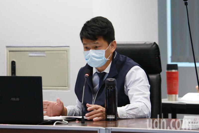 台中市交通局長表示,疫情期間有46條公車路線,乘客不減反增,都往山區跑。記者陳秋雲/攝影
